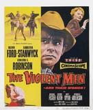 The Violent Men - Movie Poster (xs thumbnail)