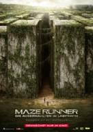 The Maze Runner - German Movie Poster (xs thumbnail)