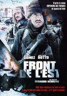 Silencio en la nieve - French DVD cover (xs thumbnail)