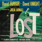 Lost - British Movie Poster (xs thumbnail)