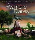 """The Vampire Diaries"" - Austrian Blu-Ray movie cover (xs thumbnail)"