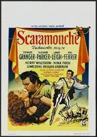 Scaramouche - Belgian Movie Poster (xs thumbnail)