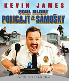 Paul Blart: Mall Cop - Czech Movie Cover (xs thumbnail)