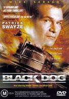 Black Dog - Australian DVD movie cover (xs thumbnail)
