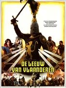 De leeuw van Vlaanderen - Belgian Movie Cover (xs thumbnail)