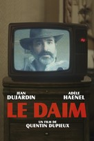 Le daim - French Movie Cover (xs thumbnail)