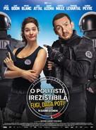 Raid dingue - Romanian Movie Poster (xs thumbnail)