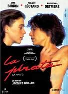La pirate - French DVD cover (xs thumbnail)