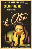La otra - Mexican Movie Poster (xs thumbnail)