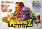 Alvarez Kelly - German Movie Poster (xs thumbnail)