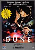Dune - Italian DVD movie cover (xs thumbnail)