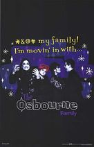 """The Osbournes"" - British Movie Poster (xs thumbnail)"