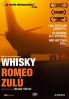 Whisky Romeo Zulu - Spanish Movie Poster (xs thumbnail)