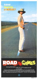 Roadgames - Australian Movie Poster (xs thumbnail)