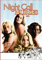 Night Call Nurses - DVD cover (xs thumbnail)