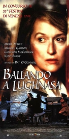 Dancing at Lughnasa - Italian Movie Poster (xs thumbnail)