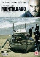 """Il commissario Montalbano"" - British DVD movie cover (xs thumbnail)"