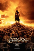 Conan the Barbarian - Uruguayan Movie Poster (xs thumbnail)