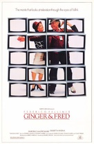 Ginger e Fred - Movie Poster (xs thumbnail)
