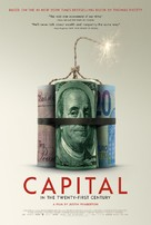 Capital in the Twenty-First Century - Movie Poster (xs thumbnail)
