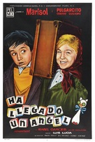 Ha llegado un ángel - Argentinian Movie Poster (xs thumbnail)