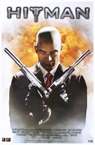Hitman - Spanish Movie Poster (xs thumbnail)
