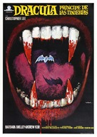 Dracula: Prince of Darkness - Spanish Movie Poster (xs thumbnail)