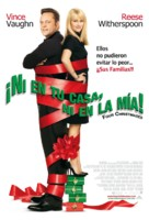 Four Christmases - Mexican Movie Poster (xs thumbnail)