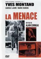 La menace - French DVD cover (xs thumbnail)
