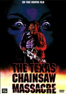 The Texas Chain Saw Massacre - German Movie Cover (xs thumbnail)
