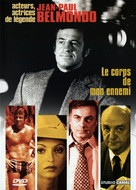 Le corps de mon ennemi - French Movie Cover (xs thumbnail)