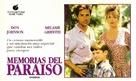 Paradise - Argentinian Movie Poster (xs thumbnail)