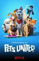 Pets United - Video on demand movie cover (xs thumbnail)