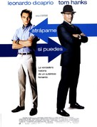 Catch Me If You Can - Spanish Movie Poster (xs thumbnail)