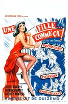 I Am a Camera - Belgian Movie Poster (xs thumbnail)