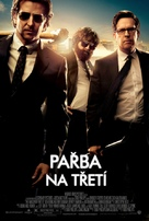 The Hangover Part III - Czech Movie Poster (xs thumbnail)