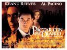 The Devil's Advocate - Spanish poster (xs thumbnail)