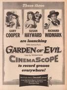 Garden of Evil - poster (xs thumbnail)