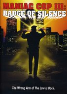 Maniac Cop 3: Badge of Silence - DVD cover (xs thumbnail)