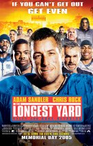 The Longest Yard - Movie Poster (xs thumbnail)