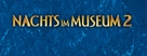 Night at the Museum: Battle of the Smithsonian - German Logo (xs thumbnail)