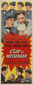 Call a Messenger - Movie Poster (xs thumbnail)