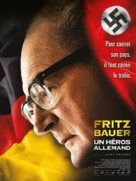 Der Staat gegen Fritz Bauer - French Movie Poster (xs thumbnail)