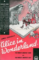Alice in Wonderland - poster (xs thumbnail)