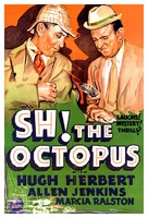 Sh! The Octopus - Movie Poster (xs thumbnail)