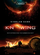 Knowing - Danish Movie Poster (xs thumbnail)
