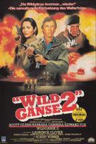 Wild Geese II - German Movie Poster (xs thumbnail)