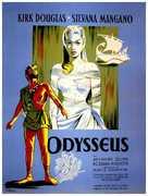 Ulisse - Danish Movie Poster (xs thumbnail)