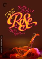 The Rose - DVD cover (xs thumbnail)