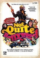 Not Quite Hollywood - French DVD movie cover (xs thumbnail)